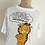 """Thumbnail: True Vintage 1978 Garfield """"Why only be difficult..."""" Deadstock Tee- Shirt S M"""