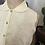 Thumbnail: True Vintage 1960s Embroidered Cotton Blouse UK10
