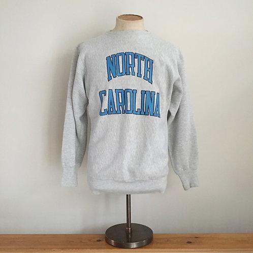 True Vintage USA North Carolina Sweatshirt M