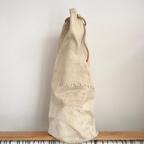 True Vintage Killinger USN Navy Sailor Kit Bag Large