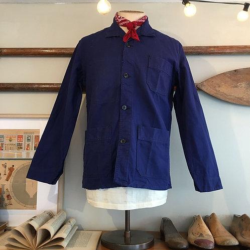 True Vintage French Workwear Jacket S-M