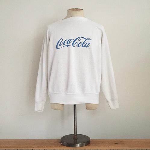 True Vintage USA Coca Cola Sweatshirt L