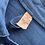 Thumbnail: True Vintage European Cotton Workwear Jacket L