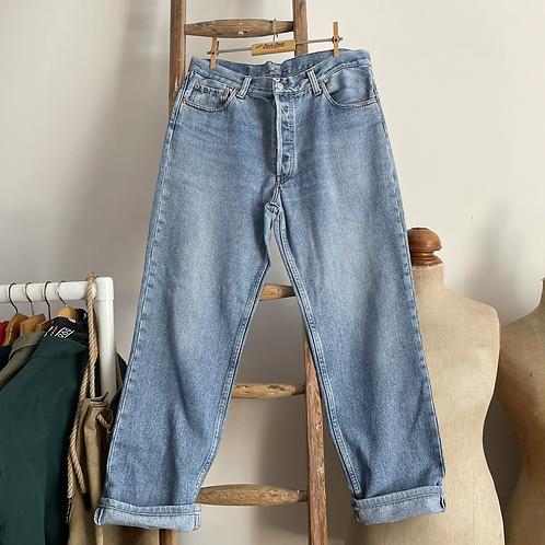 """Vintage Levis 501 Denim Jeans W34"""" L30"""""""