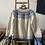 Thumbnail: Vintage Norwegian Norsk Husflid Wool Hand Knit Cardigan UK8 10 12