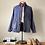 Thumbnail: True Vintage French Cotton Workwear Jacket S