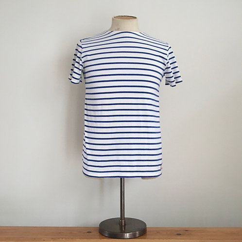 Armor Lux Authentic French Breton Marinière Top S M