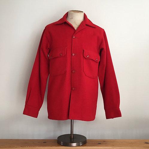 True Vintage USA 1950s/60s Scouts Wool Jacket M 40