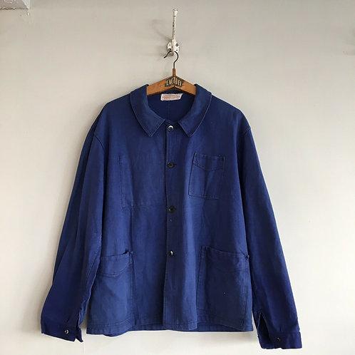 True Vintage French 'Fourtis- Saves' Workwear Jacket