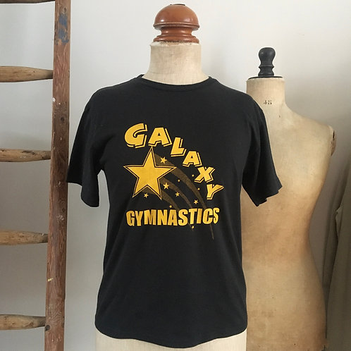 True Vintage Jerzees 'Galaxy Gymnastics' Tee- Shirt S