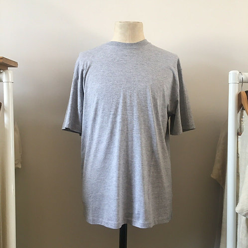 Russell Athletic Cotton Tee- Shirt Grey Marl L
