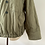 Thumbnail: Vintage Military Liner with Faux Fur Collar Jacket M