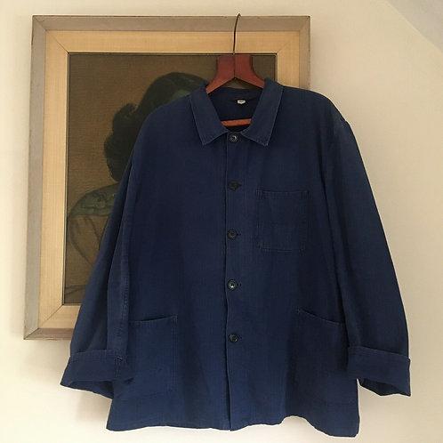 True Vintage HBT Cotton Chore Jacket L/XL