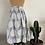 """Thumbnail: True Vintage 1950s Floral Print Cotton Skirt UK12 W30"""""""