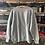 Thumbnail: True Vintage 1990s Hanes USA Grey Marl Blank Sweatshirt M- L/L