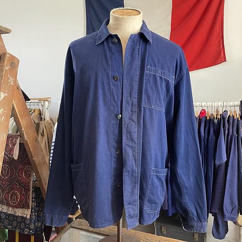 Vintage Vietnamese Toncontap Cotton Workwear Jacket XXL