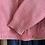 Thumbnail: True Vintage 1940s/50s Hand Knit Wool Cardigan S