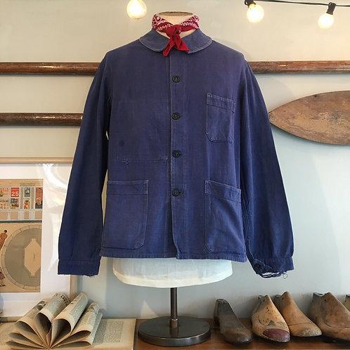 True Vintage Faded Workwear Jacket M- L