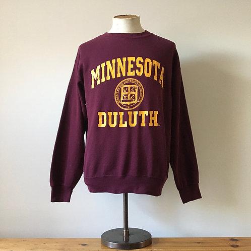 Vintage USA Minnesota Duluth Sweatshirt L
