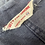Thumbnail: True Vintage 1950s/60s Workwear Dungarees M- L/ L