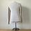 Thumbnail: True Vintage USA Military Wool & Cotton Henley Shirt S M