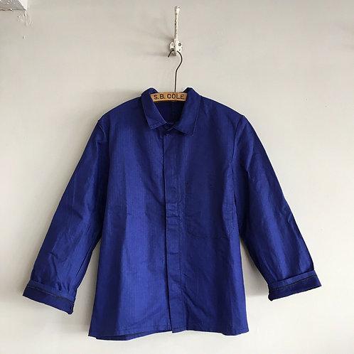 Vintage European Deadstock Chore Jacket M-L