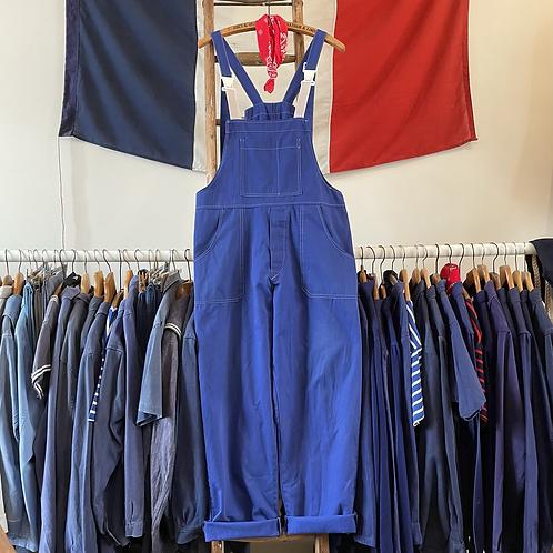 Vintage European Workwear Dungarees M/M- L