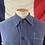 Thumbnail: True Vintage 1960s French Faded Darned Workwear Jacket S M