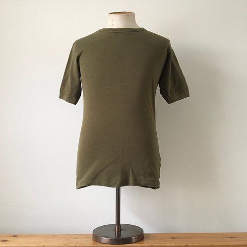 Vintage British Army Military Vest (Olive) XS S