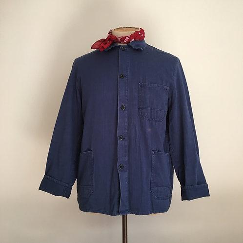 Vintage European HBT Workwear Jacket S- M