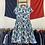 """Thumbnail: True Vintage 1950s/60s Belmont De Luxe Cotton Print Dress UK12 30"""""""