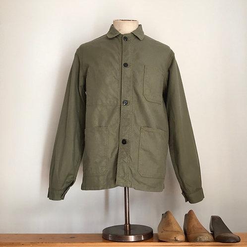 True Vintage French Le Mont Carmel Workwear Jacket M- L