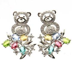 Adorable Bear Earrings