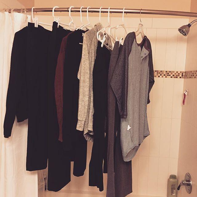 garment steaming