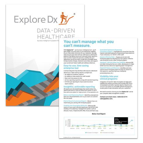 Explore Dx brochure