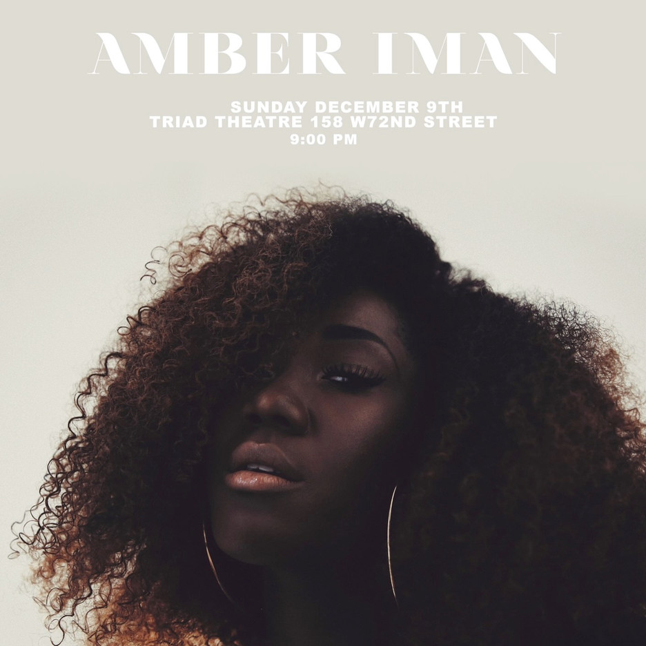 At The Table: Amber Iman