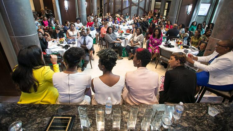 Women Behind the Table August 29,2016