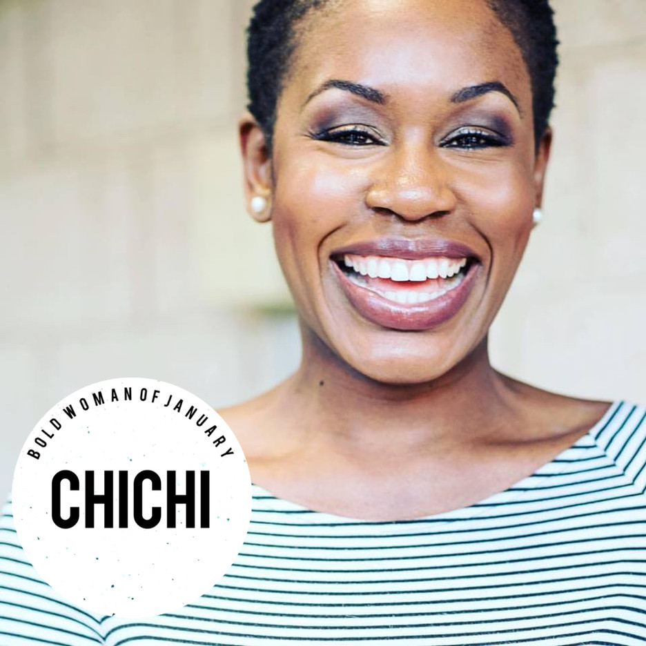January 2017 BOLD Woman of the Month: ChiChi; NYC