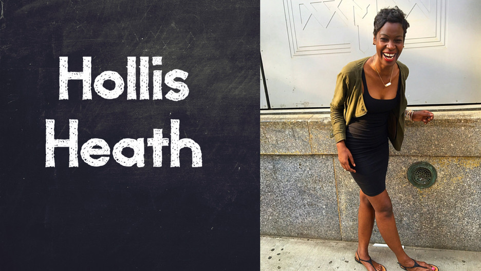 October 2016 BOLD Woman of the Month: Hollis Heath, NYC