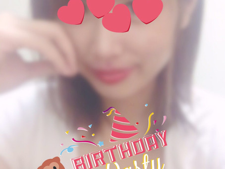 祝 BirthDay