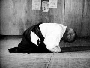 La Etiqueta en el Aikido