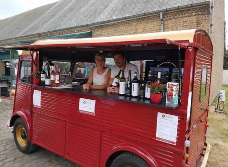"""Vind ons op """"Best Pittig Foodmarket"""" op de binnenkoer van de Abijhoeve te Oudenburg!"""