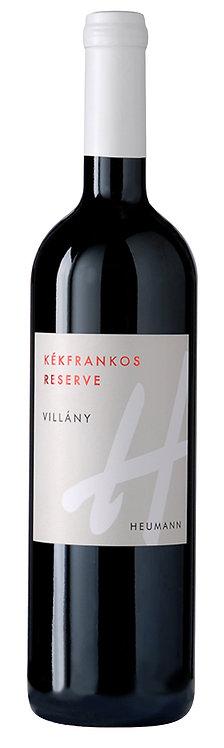 Heumann Kékfrankos Reserve 2015