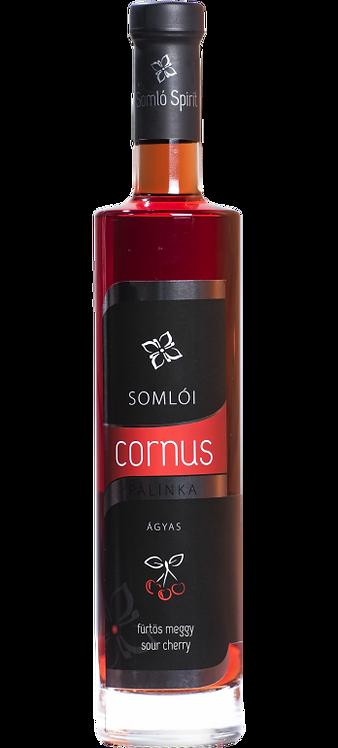 Cornus Premium Pálinka Sour Cherry on Fruit Bed 40%