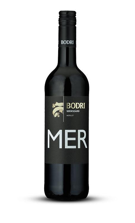 """Bodri Merlot """"MER"""" 2018"""