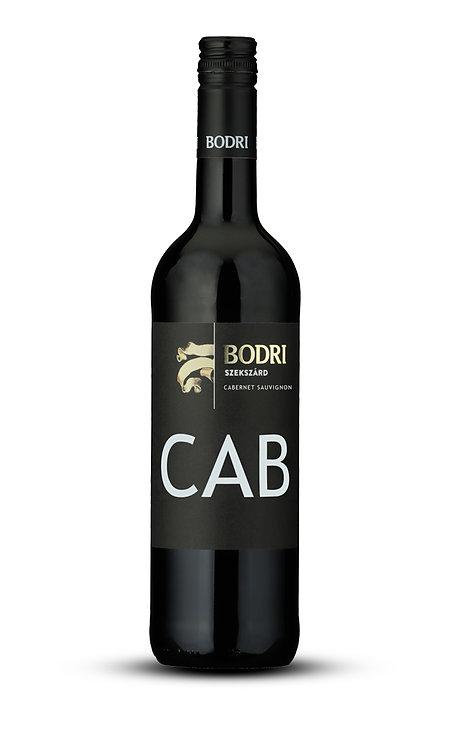 """Bodri Cabernet Sauvignon """"CAB"""" 2018"""