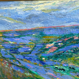 The Valley 24x36