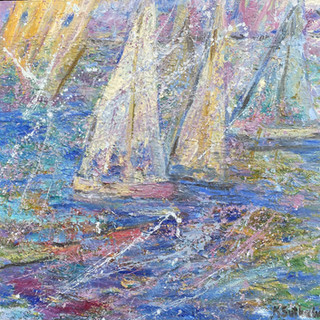 Sail Away 30x40