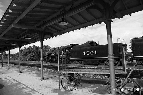 Southern 4501 Bristol VA/TN