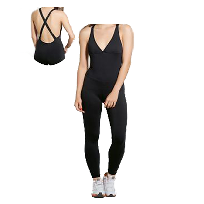 Macaquinho Fitness Suplex Longo